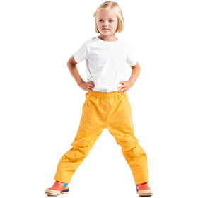 DIDRIKSONS Nobi 4 Pants Kids, citrus yellow
